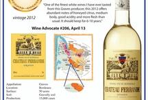 Wine Advocate Ratings