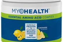 MyoHealth Product Line / Free E-Book: The Power Of Muscle A Must Read About Chronic Disease and How Healthy Muscles Can Help: www.bsuccessful.com/thepowerofmuscles.pdf