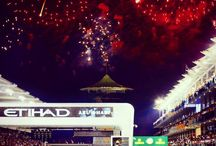 Formula 1 Weekend 2014 / by Visit Abu Dhabi