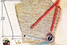 Knitting / Вязание / Patterns and Stiches