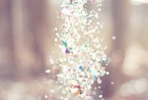 Shimmering & Glittering