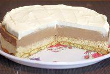 nepecene torte