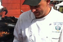 Chef Zane Holmquist / Executive Chef, Zane Holmquist, participates in an impressive lineup of charitable and community outreach programs. The events range from fun and educational to considerable fundraising efforts for important causes.  / by Stein Eriksen Lodge Deer Valley