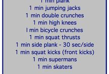 Fitness/workouts / Exercises Workout plans Cardio
