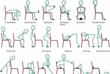 Chair/Gentle Yoga / by abbey heilmann