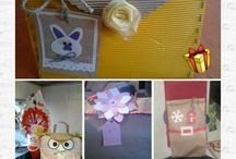 card e pacchetti regalo