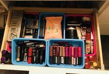 maquillaje / organiza maquillaje