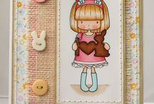 Whimsie Doodle cards