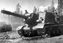 ISU-152, ISU-122, SU-152