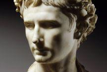 бюсты древнего Рима