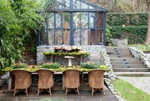 Outdoor Ideas / A collection of cool outdoor  ideas