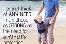 Sitater / Kloke og/eller morsomme sitater om det å være pappa, forelder og familie