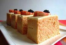 Pastel de merluza langostinos y palitos de surimi