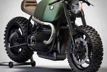 BMW Cafe racer design