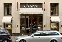 Cartier PC Hooftstraat / Voor sieraden waar U mee gezien wilt worden gaat U naar Cartier in de PC Hooftstraat