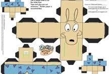 Papper cartoons