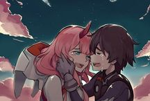Darling in tha Franxx❤️