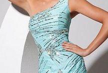 DRESSES TURQUISE
