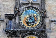 clocks / by Melinda Warfield