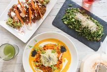 Restaurants / Healthy restaurants I love or want to visit!