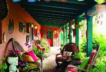 Outdoor rooms / by Katie Sewalson