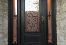 Uși de intrare