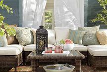 Möbel im Garten/Garden furniture