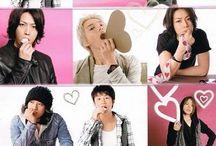 Cartoon kat tun / Where I share my love for the Japanese TV show cartoon kat-tun ^~^ <3