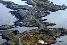 atlantik road norwegen