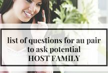 Oh La La Au Pair / From tips and tricks to articles on why YES if you are 30 or under, you should become an au pair.