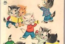 Kuvitus, lasten kirjallisuus