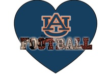 Auburn Tigers / by Olivia Richardson