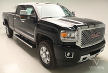 GMC Sierra 3500HD / Take a virtual walk through our selection of 3500HD's and see why Vernon Auto Group is being called the most innovative dealership in the country!