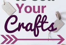 ways to sell crafts