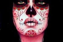 Dia de Los Muertos e Sugarskull