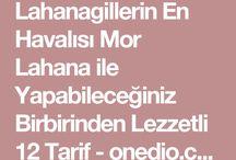 Lahanagillerin En Havalısı Mor Lahana ile Yapabileceğiniz Birbirinden Lezzetli 12 Tarif - onedio.com