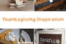 Thanksgiving  / by Janeese Porritt