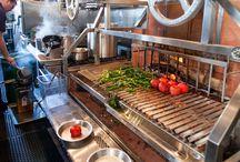 poze grill interior