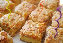 Gâteau suédois aux amandes