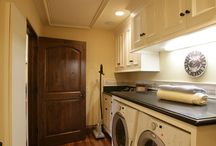 Laundry room / by Britiney Bennett