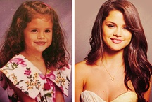 Celebrity :) then and now