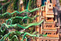 Craziest water slides  / Craziest water slides