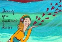 Gratitude/Taknemmelighed / Find something everyday to be grateful for and your life will change a little day by day. Find noget at være taknemmelig for hver dag og dit liv vil ændres lidt efter lidt.