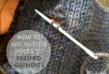 Knitting Techniques / Instructions for different knitting techniques.