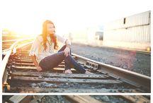 stoer bij het spoor