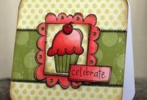 card ideas / by Arlene Wilkins