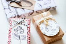 Gift tags ❤