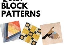 "Patchwork - 12"" Blocks"