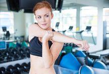 Ćwicz / Ćwiczenia, treningi, fitness - korzystaj z naszych sportowych inspiracji