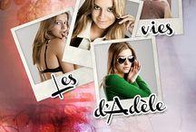 Les vies d'Adèle